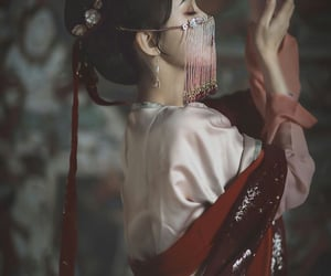 beautiful, japane, and girl image