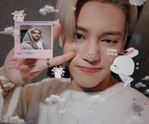 kpop, layouts, and soft image