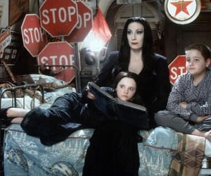 addams family, movie, and Halloween image