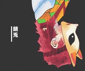 anime, manga, and demon slayer image