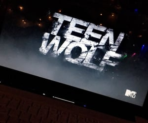 wolf and teen wolf image