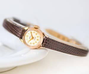 etsy, wedding gift watch, and arabic numerals image