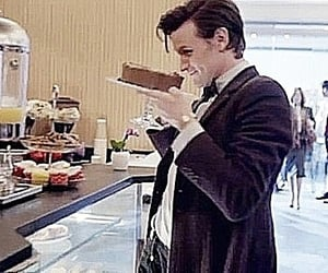 doctor who, barista, and the doctor image