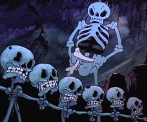 gif, Halloween, and scary image