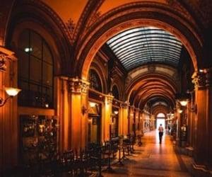 architecture, austria, and art image