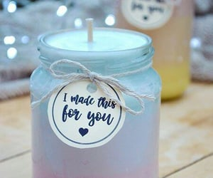 diy gift, diy decoration, and diy candle image