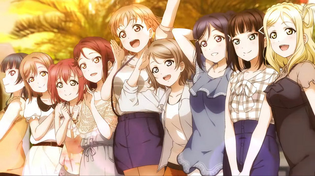 article, anime, and love live image