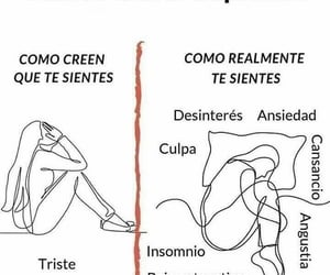 book, frases, and tristeza image