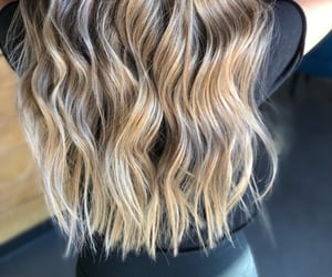 blonde, love, and hairfordays image