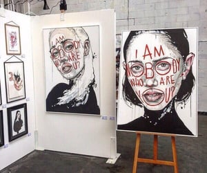 art, alternative, and draw image