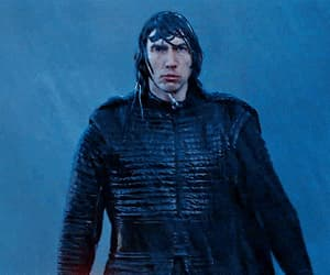 gif, reylo, and the last jedier image