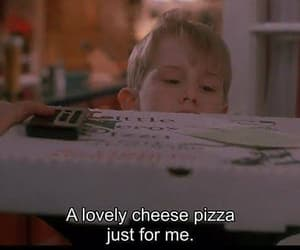 pizza and home alone image