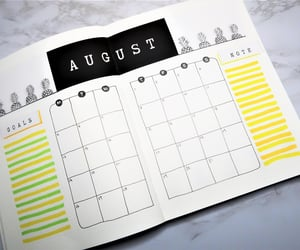 August and pineapple image