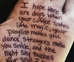 coffee, dance, and stranger image