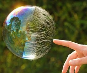 photography, vintage, and bubble image