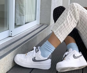 air force, fashion, and nike image