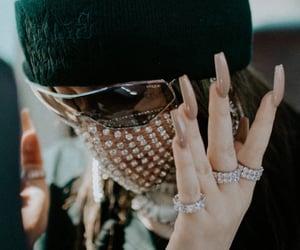 billie eilish, fashion, and jewelry image