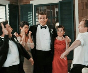 Barney Stinson, friendship, and himym image