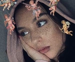 angel, beauty, and photo image