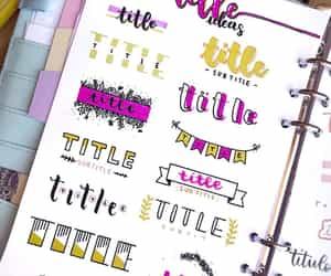 lettering image