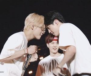 jin, taejin, and taehyung image