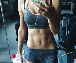 abs, sexy, and fitness image