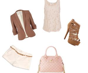 blazer, clothes, and fashion image