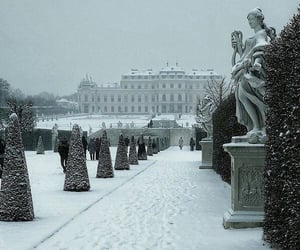 architecture, art, and austria image