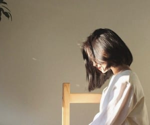 girl, ulzzang, and aesthetic image