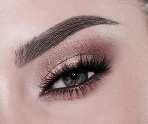eye, makeup, and beauty image