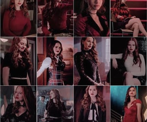 outfits, riverdale, and cheryl blossom image