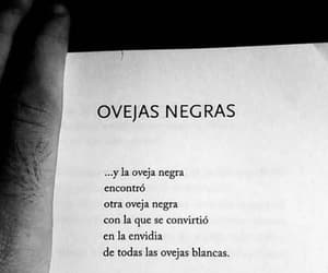 book, letra, and negra image