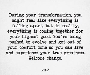 change, evolve, and self-empowerment image