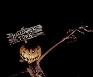 Halloween, twitter, and halloween town image