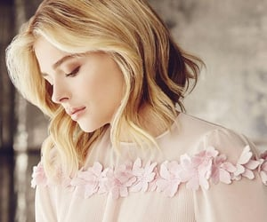 blouse, romantic, and sheer image