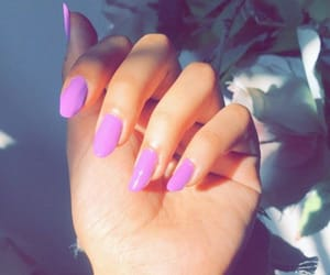 nails, snaps, and سناباتي image