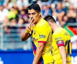 all time, Barcelona, and football image