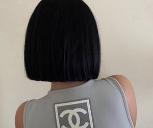 chanel, hair, and style image