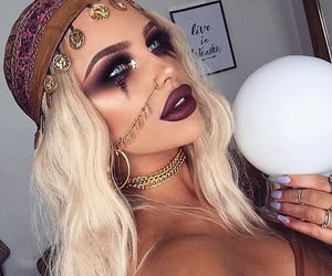 article, witch, and beauty image