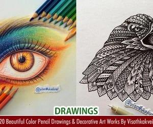 art, drawings, and beautiful image