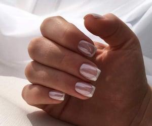 manicure, nail polish, and nail image
