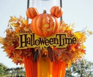 Halloween, disney, and fall image