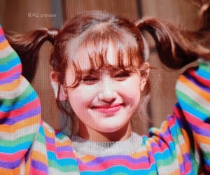 girl, kpop, and ponytails image