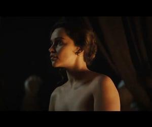 actress, emilia clarke, and khaleesi image