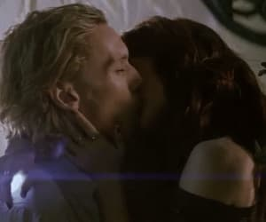 gif, clary and jace, and Jamie Campbell Bower image
