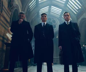 peaky blinders, thomas shelby, and cillian murphy image