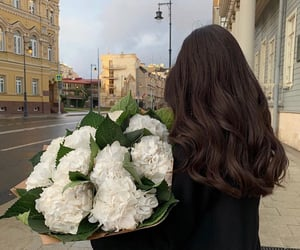 flowers, fashion, and love image