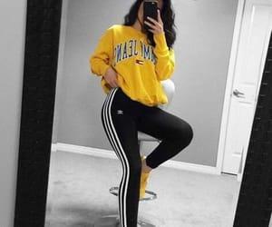gym, gear wear, and sporty image