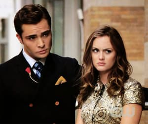 article, chuck, and gossip girl image