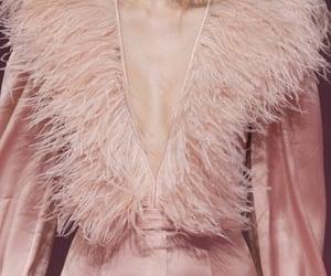 fashion, runway, and pink image